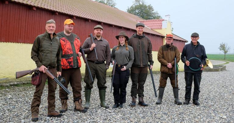 De nye jægere fra på Djursland